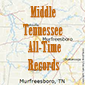 Middle Tennessee All Time Records